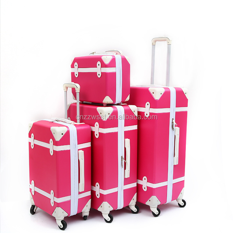 low MOQ colorful cheap abs luggage suitcase Ready Stock 16 inch Rolling Luggage Trolley Travel Suitcase Rolling Laptop Case