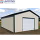 New design fast build fire proof warehouse construction costs