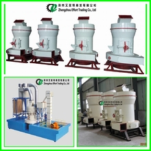 New type environmental protection calcite / bauxite / coal / petrol coke / gypsum / slag powder making raymond mill