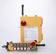 rf control DC 24V F24-10S remote controller for bridge crane