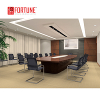 USA Standard Specifications Modern Board Room Conference Table for Sale