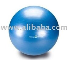 Natural Fitness Anti Burst Exercise Ball
