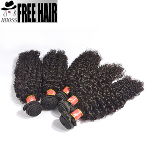 Free Sample beyonce hair pieces,caribbean hair weave,afro-b hair weave soft end afro wave hair extensions