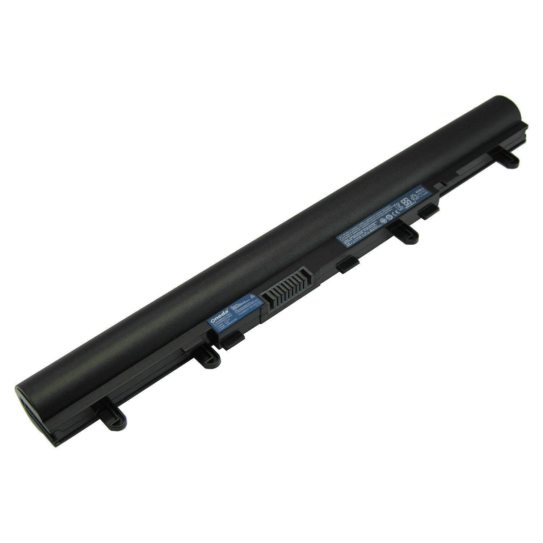 Oneda New Laptop Battery for Acer Aspire V5 Series: V5-431 V5-431P V5-531 V5-531P V5-431G V5-471 V5-471G V5-551 V5-551G ; P/N: 4ICR17/65 AL12A32 AK.004BT.097 AL12A72 KT.00407.001 [4-cell/2200mAh/33Wh]