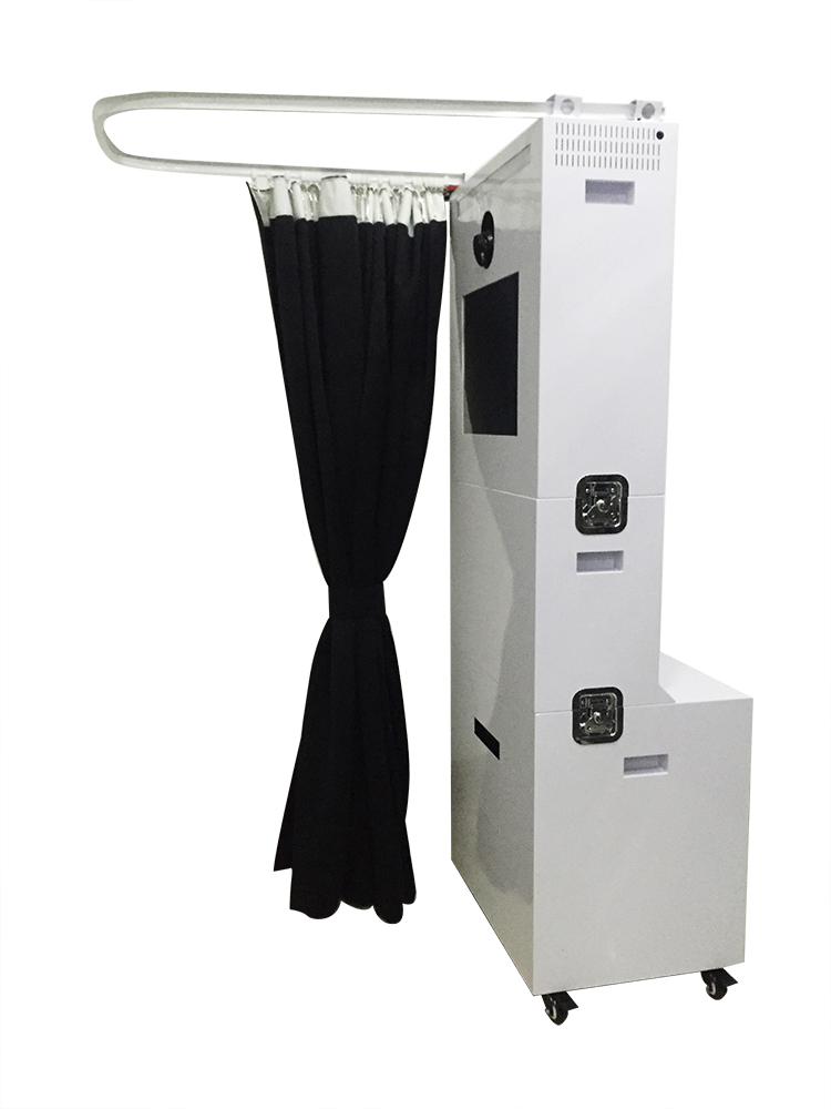 Canon Portable Printer >> 2016 Portable Photo Kiosk / Photobooth / Photo Booth Shell For Sale For Business/vending/party ...