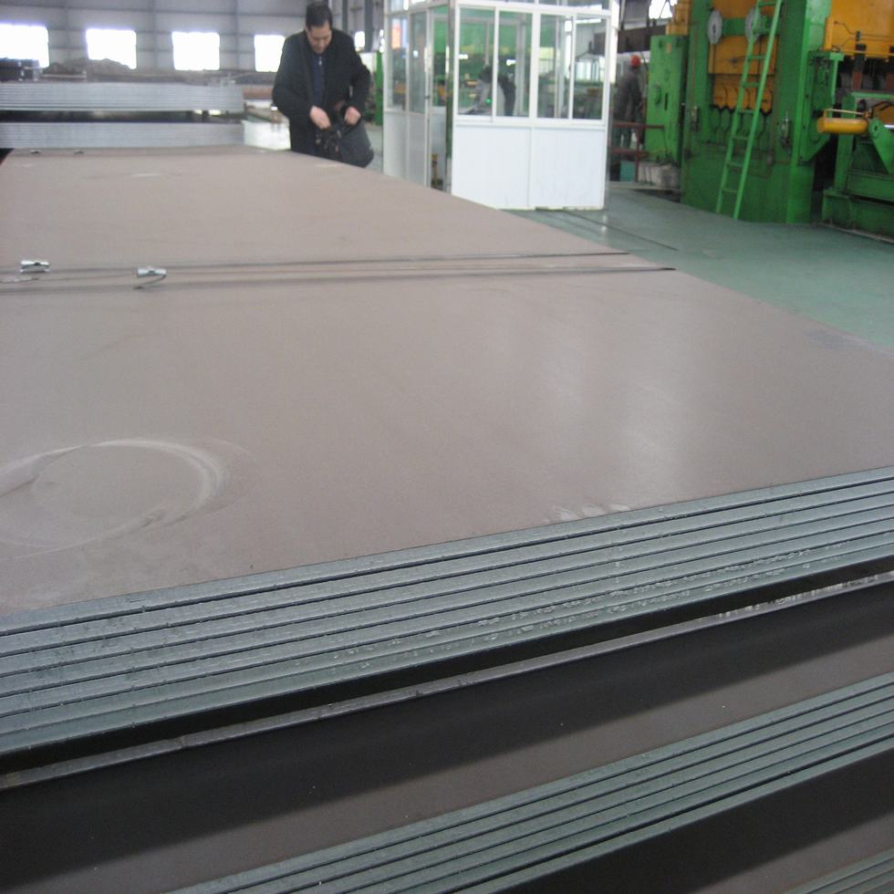 prime quality decorative corten steel sheet