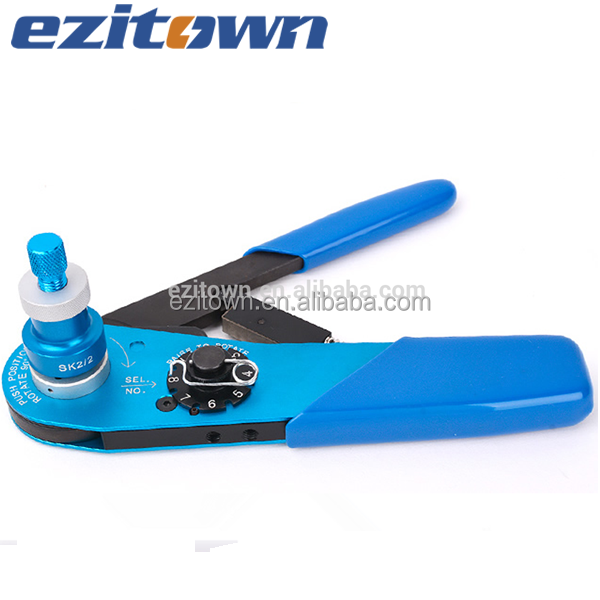 SK2-2 Adjustable Positioner for AFM8//YJQ-W1A//M22520 2 01 Wire hand Crimping tool