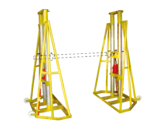 SA-YQ300 Overhead Line Construction Tool Hydraulic Cable Puller