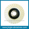 "7"" Surface Conditioning Flap Disc Wool Felt Buffing Wheels"
