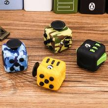 ABS Plastic Fidget cube for Children and Adults Gift to Relieves Stress