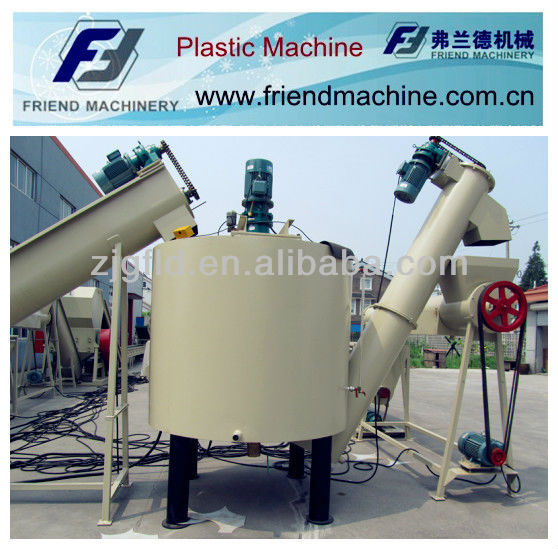 PET Bottle Flake Wash/ Washing Plant