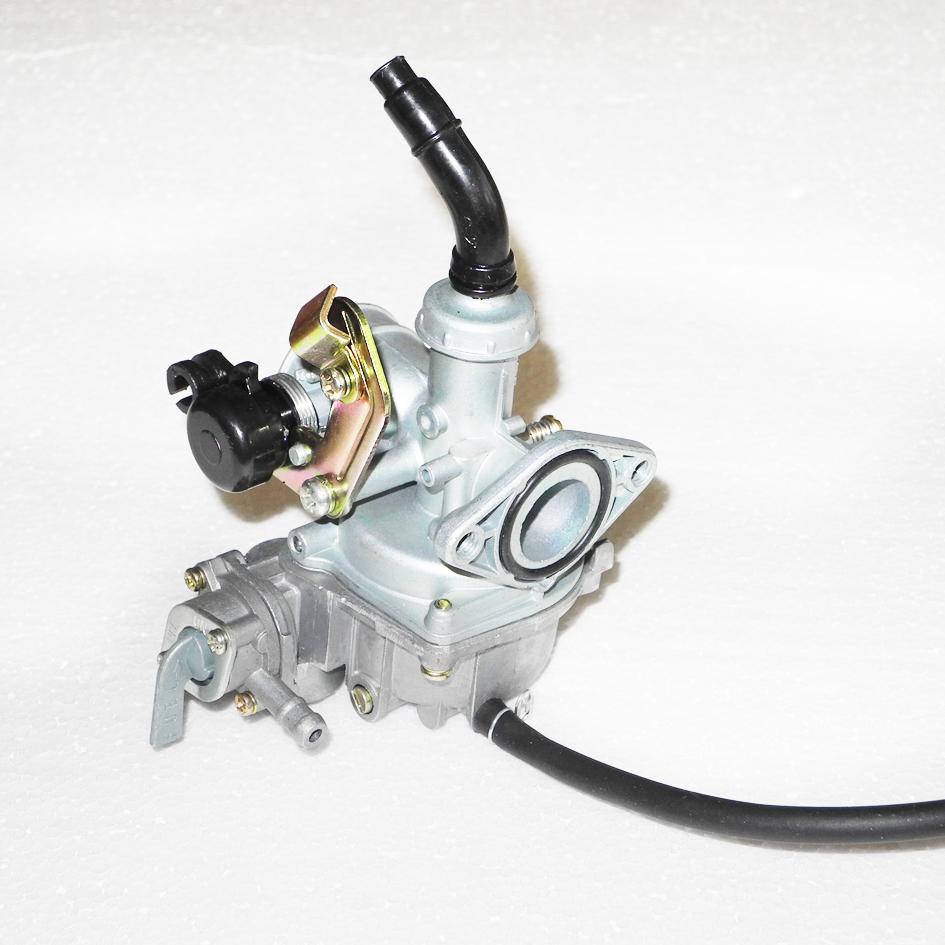 Atv Parts & Accessories Just Carburetor Pz19 Hand Choke Carb 50 70 90cc 100 110cc 125cc Atv Sunl Nst Chinese Parts Factories And Mines