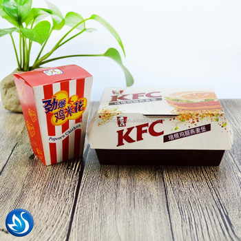 wholesale fried chicken packaging boxes