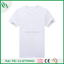 2017 New Fashion mens 100% cotton t shirt manufacturer in china