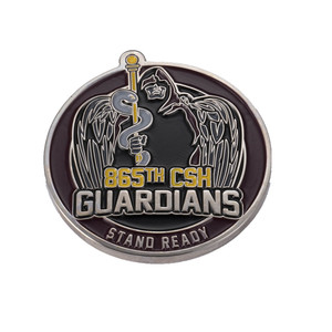 Big discount custom metal military challenge coin