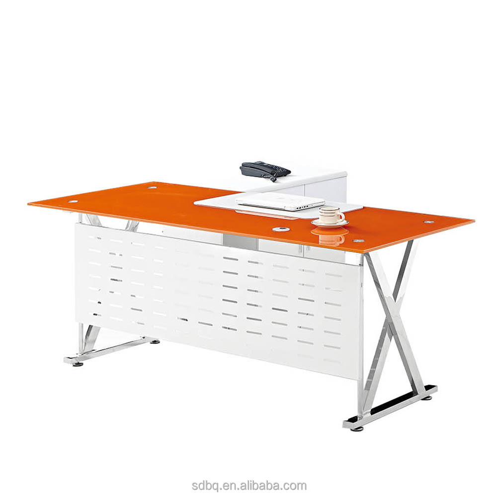 PT-D0507 Foshan office counter design modern funiture office top