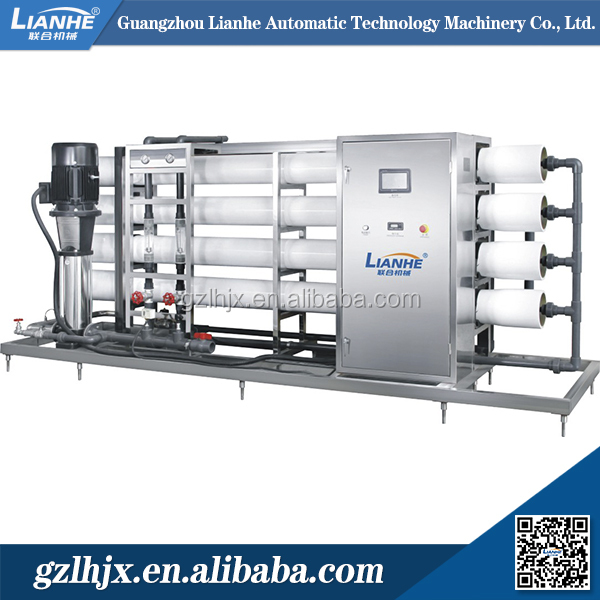Automatic water purifying equipment/water treatment equipment/under water cleaning equipment