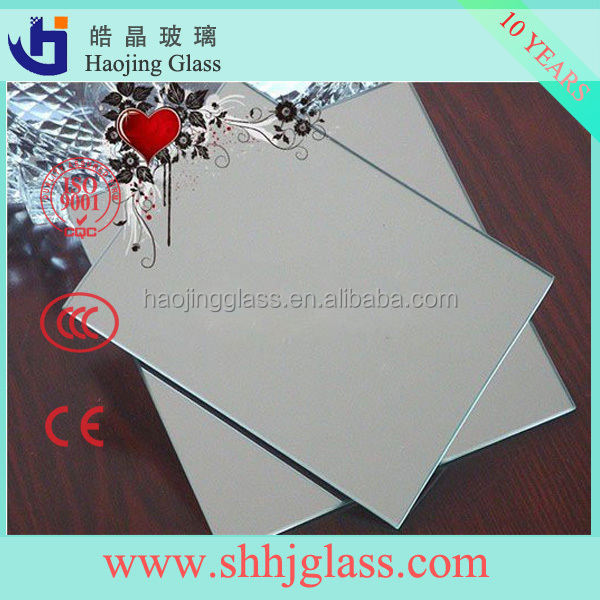 China provide one way mirror glass with CE CCC factory price