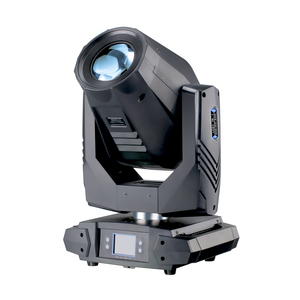 Newest!!! China Hi-Ltte 150W LED Beam Spot Wash 3 in 1 Moving HEAD Light DMX 512