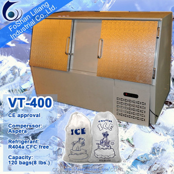 freezer bag machine
