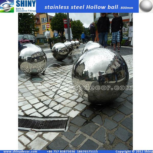 800mm Stainless Steel Garden Ball   Buy 800mm Stainless Steel Garden Ball,Large  Hollow Steel Spheres,Hollow Stainless Steel Sphere Product On Alibaba.com
