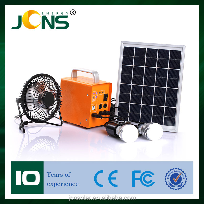China Best Pv Supplier Solar Panel Small Home Solar System