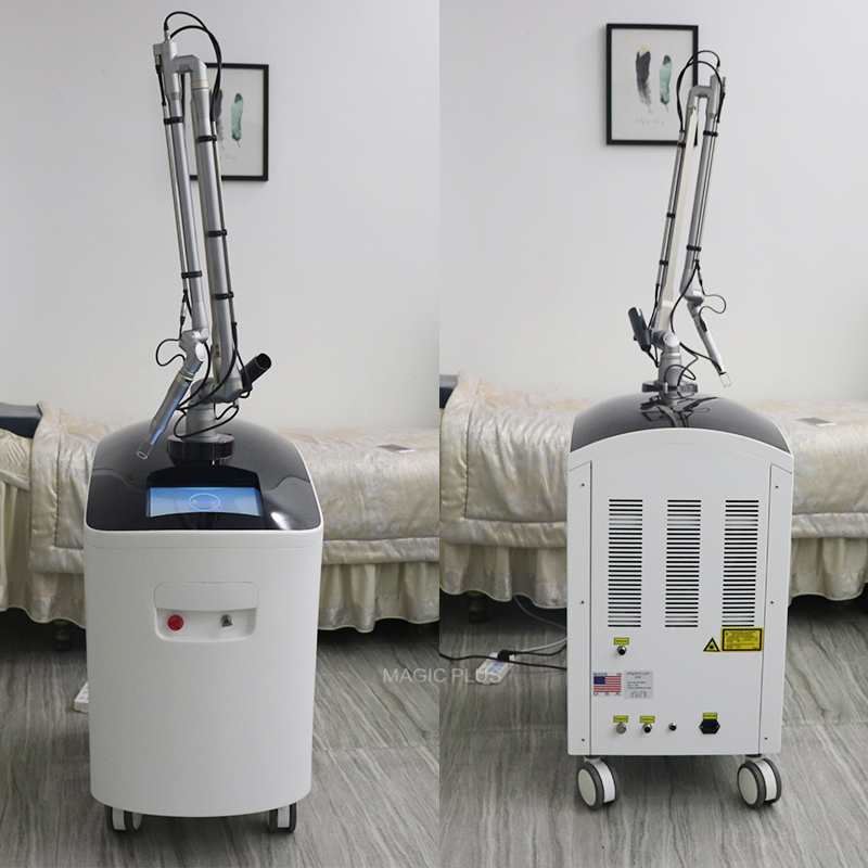 Top Supplier ND YAG Laser 1064nm 532nm tattoo pigment removal machine Pico laser