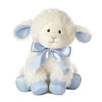 High quality cheap cute stuffed animals sheep plush toy for valentine's day