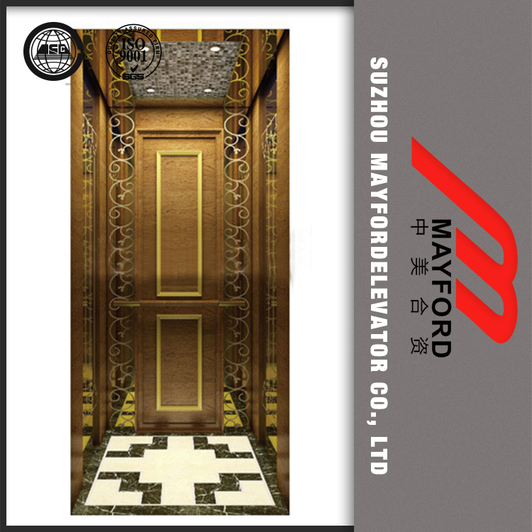 Qualified low price diy home elevator