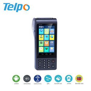 Dependable Performance Fiscal Cash Register POS Portable Android Mobile POS Terminal With NFC device