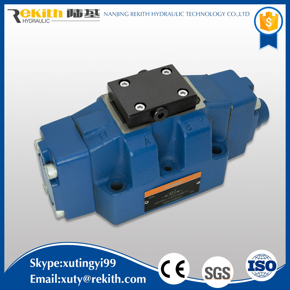 Excellent quality 4WH10,4WH16,4WH25 hydraulic control shut off valve