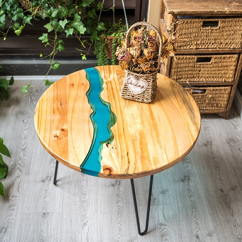 Super Home Decoration Cheap Small River Coffee Table With Hairpin Legs Solid Pine Wood Clear Epoxy Resin Table Buy Epoxy Resin Table Resin Coffee Unemploymentrelief Wooden Chair Designs For Living Room Unemploymentrelieforg
