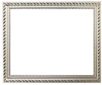 Buena calidad zp005 blanco al por mayor marcos de madera - Marcos transparentes ...