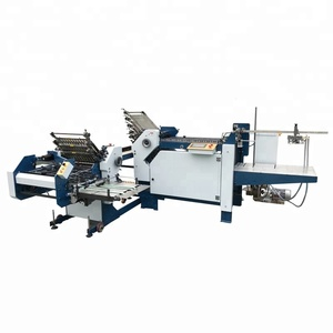 automatic paper folding machine supplier