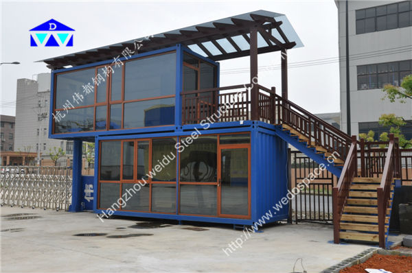 Modular container house luxury prefabricated aluminium structure house buy container house - Container homes usa ...