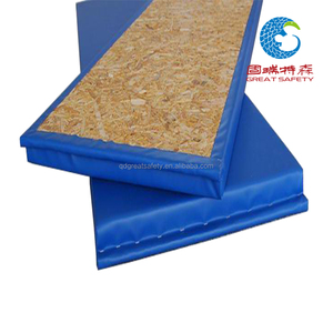 Top quality cheap foam gym wall padding