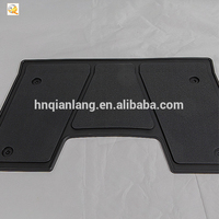 Skillful manufacture durable anti slip car rubber mat from china