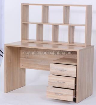2017 Moderne Home Computer Tafel/bureau Hebben Diy Boekenkast - Buy ...