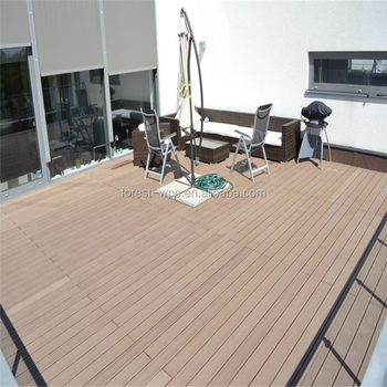 140x40x2900mm Frstech Recycled Plastic Deck Flooring Design Engineered Wood Terrace Board