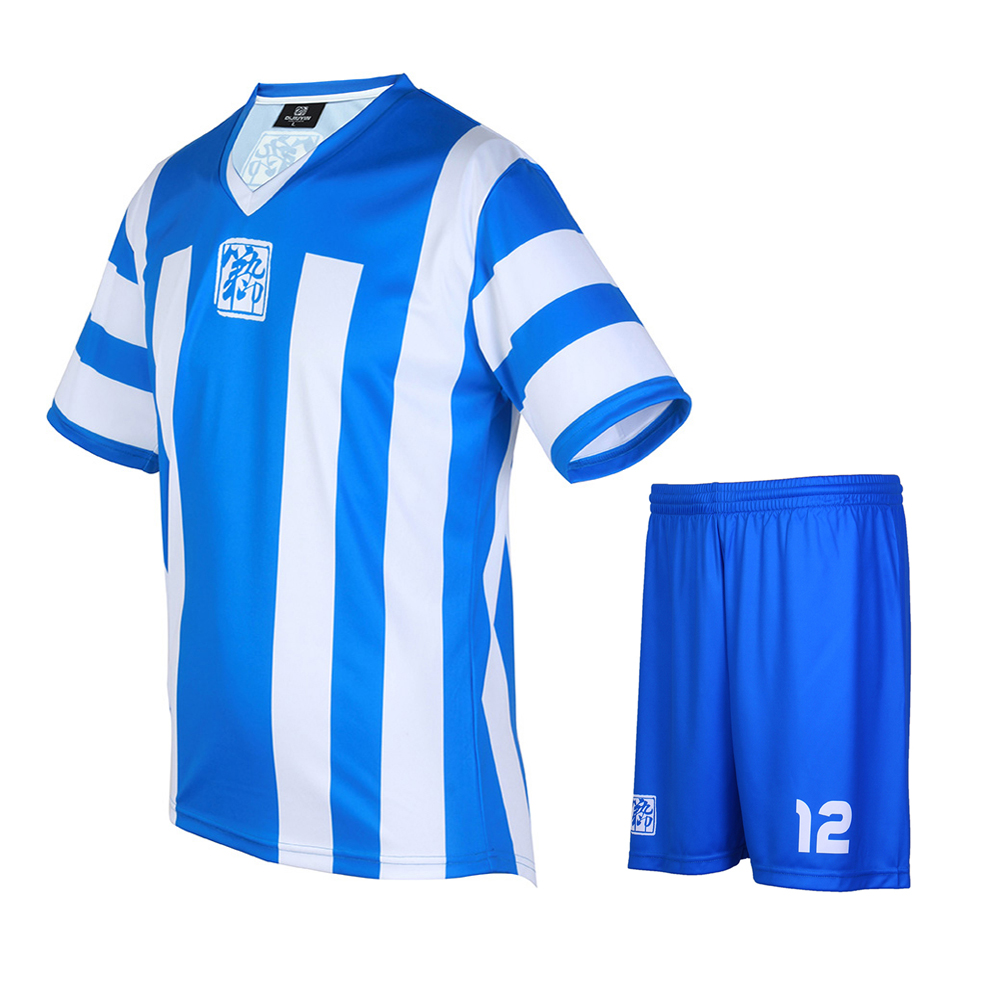 OEM Best Quality youth football jerseys wholesale Sublimation Printing sport wear men new model sports jersey