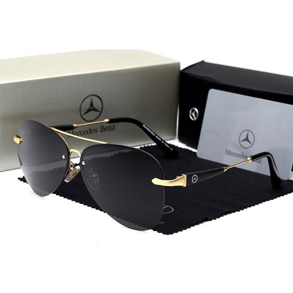 2019 High Quality Polarized Mens Designer Sunglasses With Brand Logo фото