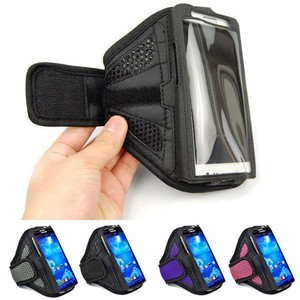 Customize wholesale sports armband for smartphone,armband case cover for phone