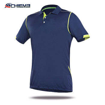 Custom polo Promotie heren korte mouw polo shirts