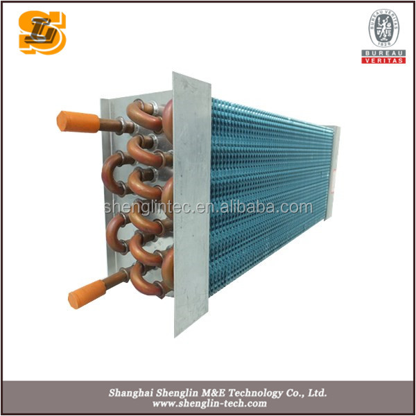 SHENGLIN Shanghai well designed good efficiency data center air conditioning Heat Exchanger