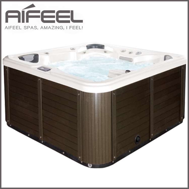 2016 Balboa system freestanding acrylic 5 person hot tubs portable whirlpool massage outdoor spa bath