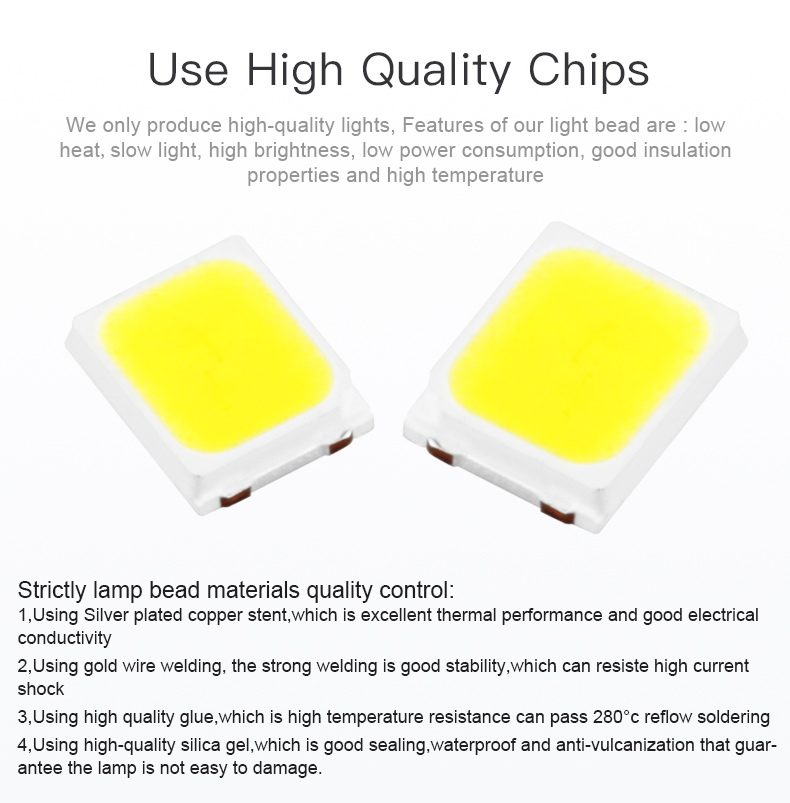 Factory Price 9005 27 Smd 2835 Fog Lights Yellow Led Light