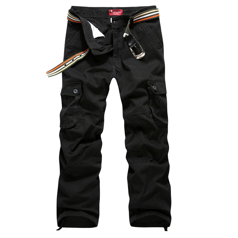 9cbc1cb4e63 Buy Factory Base Price Men Cargo Pants Military Army Pants More Pockets  Zipper Trousers Outdoors Casual Big Size Army Pants in Cheap Price on  m.alibaba.com