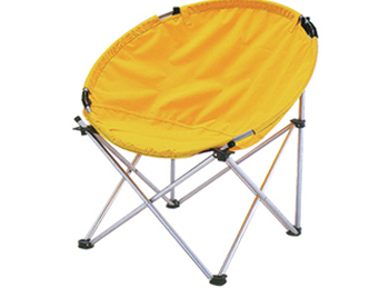 Metal Folding Chair Cushions Moon Chair
