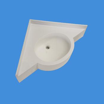 Tamanho Pequeno Triângulo Simples Lavatório Pia De Canto Interior Buy Banheiro Triângulo Canto Piapia Pequena Dimensãopequena Mão Pia De Lavar