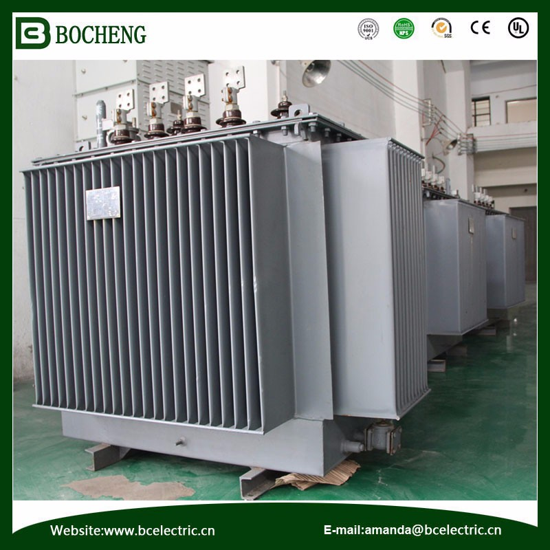 Durable Split phase compensation potential High voltage transformer with low price